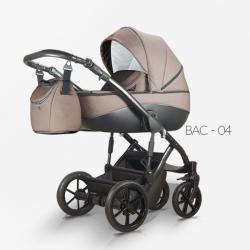 Bacio 04 - Детская коляска Mirelo Bacio 2 в 1