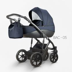 Bacio 05 - Детская коляска Mirelo Bacio 2 в 1