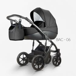 Bacio 06 - Детская коляска Mirelo Bacio 2 в 1