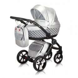 01 - Детская коляска Mirelo Bonita 3 в 1