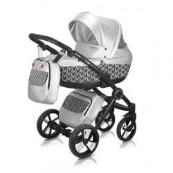 02 - Детская коляска Mirelo Bonita 3 в 1