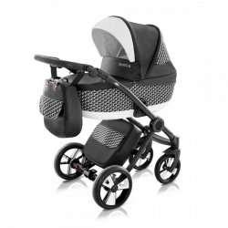 03 - Детская коляска Mirelo Bonita 3 в 1