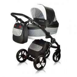 04 - Детская коляска Mirelo Bonita 3 в 1
