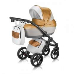 06 - Детская коляска Mirelo Bonita 3 в 1