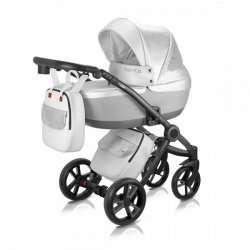 07 - Детская коляска Mirelo Bonita 3 в 1