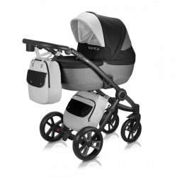 08 - Детская коляска Mirelo Bonita 3 в 1