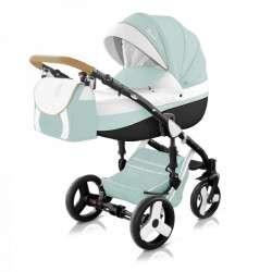 color - 34 - Детская коляска Mirelo Venezia Premium Black 3 в 1