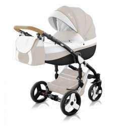 color - 35 - Детская коляска Mirelo Venezia Premium Black 3 в 1