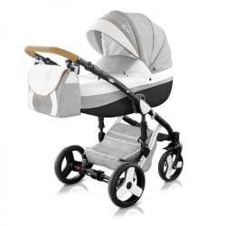color - 36 - Детская коляска Mirelo Venezia Premium Black 3 в 1