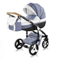 color - 37 - Детская коляска Mirelo Venezia Premium Black 3 в 1