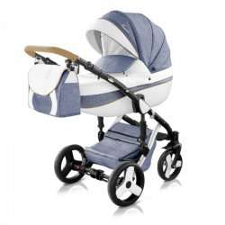 37 - Детская коляска Mirelo Venezia 2 в 1