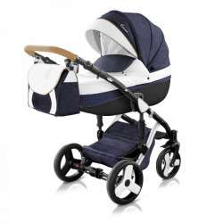 color - 38 - Детская коляска Mirelo Venezia Premium Black 3 в 1