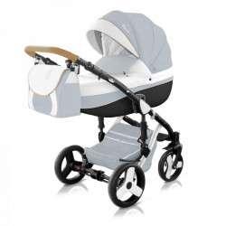 color - 39 - Детская коляска Mirelo Venezia Premium Black 3 в 1