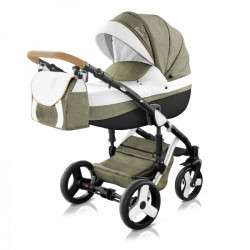 color - 40 - Детская коляска Mirelo Venezia Premium Black 3 в 1
