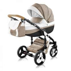 color - 41 - Детская коляска Mirelo Venezia Premium Black 3 в 1