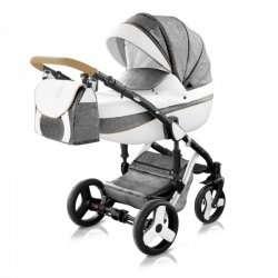 42 - Детская коляска Mirelo Venezia 2 в 1