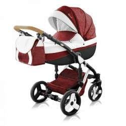 color - 43 - Детская коляска Mirelo Venezia Premium Black 3 в 1