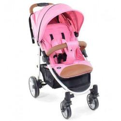 Rosa-Argento - Детская коляска Nuovita Corso прогулочная