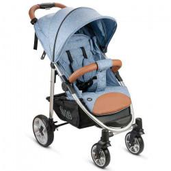 Denim-Argento - Детская коляска Nuovita Corso прогулочная