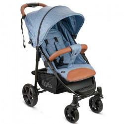 Denim-Nero - Детская коляска Nuovita Corso прогулочная