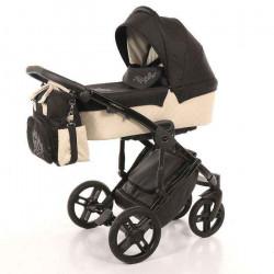 Beige - Детская коляска Nuovita Diamante 2 в 1