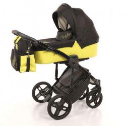 Giallo - Детская коляска Nuovita Diamante 2 в 1