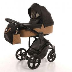 Marrone - Детская коляска Nuovita Diamante 2 в 1