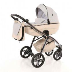 Beige - Детская коляска Nuovita Intenso 2 в 1