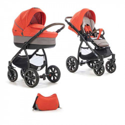 Orange Red 862 - Noordi Sole Sport 2 в 1