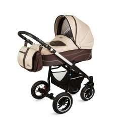beige - Детская коляска Noordline Beatrice (2 в 1) ALU