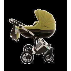 Зеленый - Детская коляска Noordline Stephania 3 в 1 ECO