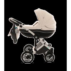 Серый - Детская коляска Noordline Stephania 3 в 1 ECO