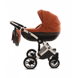 Терракот - Детская коляска Noordline Stephania 3 в 1 ECO