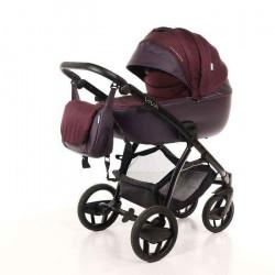 Purple - Детская коляска Noordline VIVA 3 в 1