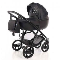 Black - Детская коляска Noordline VIVA 3 в 1