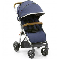 Oxford Blue - Детская коляска Oyster Zero прогулочная
