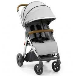 Pure Silver - Детская коляска Oyster Zero прогулочная