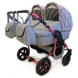 01 - Детская коляска Polmobil Terra 2 в 1