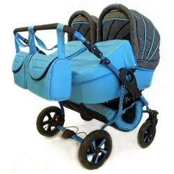 03 - Детская коляска Polmobil Terra 2 в 1