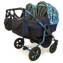 04 - Детская коляска Polmobil Terra 2 в 1