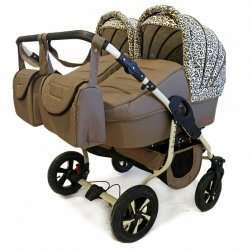 06 - Детская коляска Polmobil Terra 2 в 1