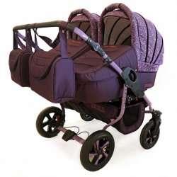 07 - Детская коляска Polmobil Terra 2 в 1