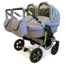 08 - Детская коляска Polmobil Terra 2 в 1
