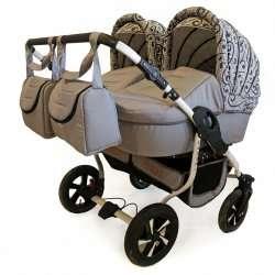 09 - Детская коляска Polmobil Terra 2 в 1