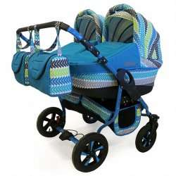 04 - Детская коляска Polmobil Viva 2 в 1