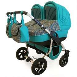 05 - Детская коляска Polmobil Viva 2 в 1