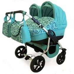 11 - Детская коляска Polmobil Viva 2 в 1