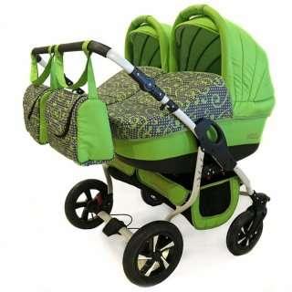 Детская коляска Polmobil Viva 2 в 1
