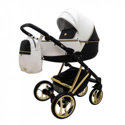 belaya_koza_chernaya_koza - Детская коляска RAY Agix 3 в 1