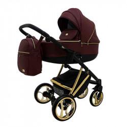 bordovaya_koza - Детская коляска RAY Agix 3 в 1
